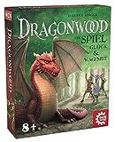 Game Factory 646213 Dragonwood, ein Spiel voll Glück und Wagemut, Kartenspiel für Freunde und...