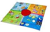 Taf Toys 11185 Jahreszeiten Decke, 100 x 100 cm