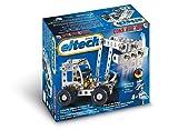 Eitech 00068 00068-Metallbaukasten Starter-Set-Bagger/Lastkraftwagen