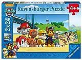 Ravensburger Kinderpuzzle - 09064 Heldenhafte Hunde - Paw Patrol Puzzle für Kinder ab 4 Jahren, mit...