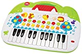 Simba 104018188 - ABC Tier-Keyboard 28 x 39 cm