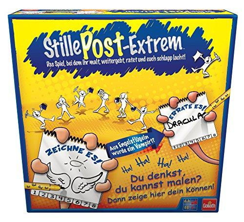 Stille Post Extreme Partyspiel