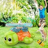 Wassersprinkler für Kinder Outdoor Draußen, Wasserspielzeug Kinder Wasser Sprinkler Garten im...