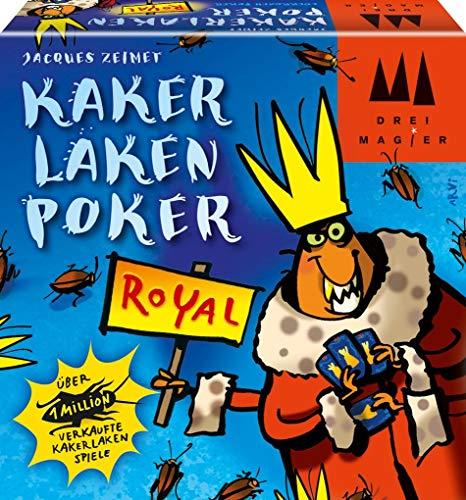 Kakerlaken Poker Royal Bestes Brettspiel für Einsteiger
