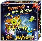 KOSMOS 698652 - Spinnengift und Krötenschleim: Was kommt in den Kessel rein? lustiges Merkspiel...