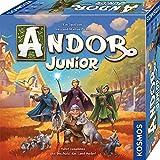 Kosmos Andor Junior, Haltet zusammen und beschützt das Land Andor, kooperatives Kinderspiel ab 7...