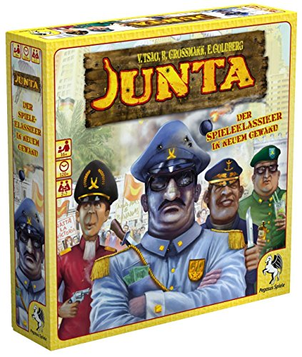 Junta Bestes Strategiespiel