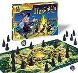 Ravensburger 26425 - Hexentanz, Abwechslungsreiches Familienspiel für Erwachsene und Kinder ab 8...