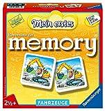 Ravensburger 21437 - Mein erstes memory Fahrzeuge, der Spieleklassiker für die Kleinen, Kinderspiel...