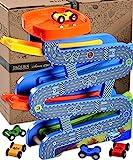 Jaques of London   Kugelbahn Auto Spielzeug   Qualität holzspielzeug   Perfekt Spielzeug ab 3 Jahre...