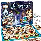 Ravensburger Kinderspiel 21854 - Wer war's - Gesellschafts- und Familienspiel, für Kinder und...