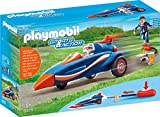 PLAYMOBIL Sports & Action 9375 Stomp Racer mit Booster, Ab 5 Jahren
