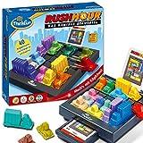 ThinkFun 76301 Rush Hour, Logik- und Strategiespiel, für Kinder und Erwachsene, Brettspiel ab 1...