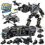 Kidpal Spielzeug ab 6 Jahre Jungen, STEM-Bauspielzeug für Jungen im Alter von 8-12 Jahren, 51 in 1...