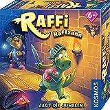 Kosmos 681036 Raffi Raffzahn - Jagt die Juwelen. Spannendes Kinder-Spiel mit magnetischer...