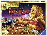 Ravensburger 26656 - Der zerstreute Pharao - Gesellschaftsspiel für die ganze Familie, Spiel für...