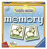 Ravensburger 21130 - Mein erstes Memory - Merk- und Suchspiel für die Kleinen - Spiele für Kinder...
