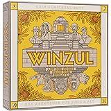 WINZUL - Das Abenteuer Brettspiel für Jung & Alt - Gesellschaftsspiel ab 10 Jahren - Strategiespiel...