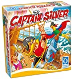 Queen Games 30061 - 'Captain Silver' Brettspiel DE, GB