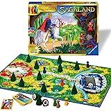 Ravensburger 26424 - Sagaland - Gesellschaftsspiel für Kinder und Erwachsene, 2-6 Spieler, ab 6...