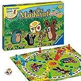 Ravensburger 21570 - Der Maulwurf und sein Lieblingsspiel - Spiel für Erwachsene und Kinder ab 3...
