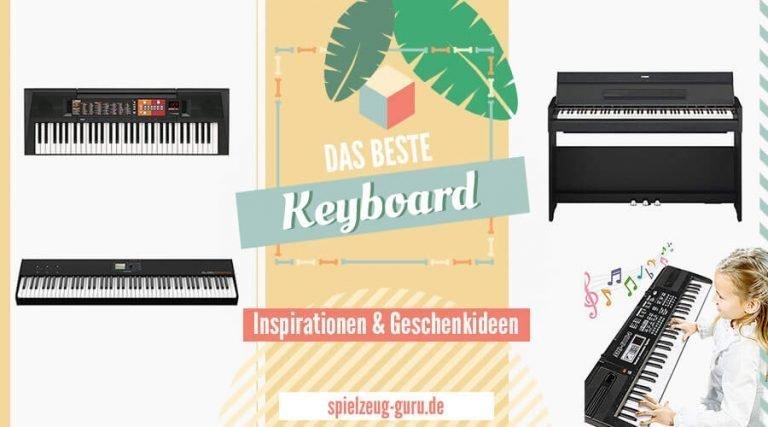 Die besten Keyboards für Kinder