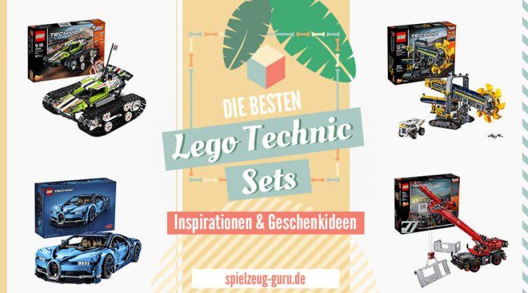 Die besten Lego Technic Sets