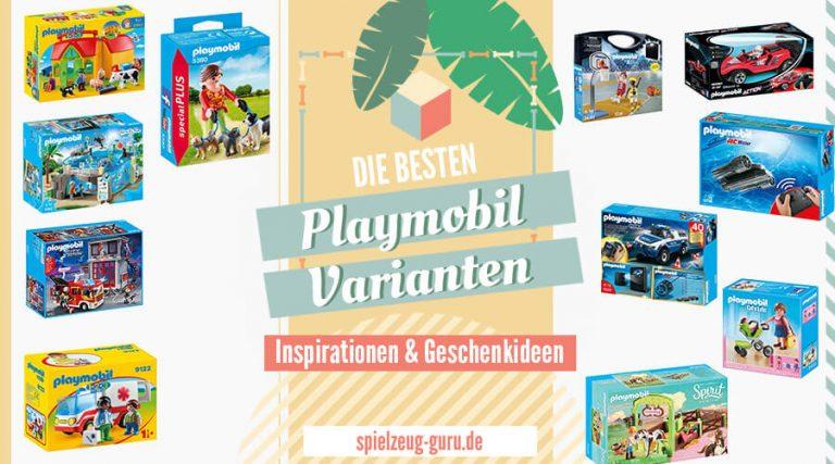 Die besten Playmobil Sets Überblick