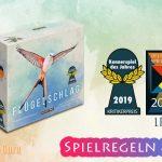 Flügelschlag | Kennerspiel des Jahres 2019 – Anleitung, Regeln & Review
