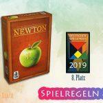 Newton | 8. Platz Deutscher Spielepreis 2019 – Anleitung, Regeln & Review