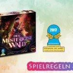Der mysteriöse Wald, Kinderspiel des Jahres 2017 [nominiert] – Anleitung, Regeln & Review