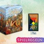 Ein Fest für Odin, 3. Platz Deutscher Spielepreis 2017 – Anleitung, Regeln & Review