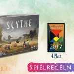 Scythe | 4. Platz Deutscher Spielepreis 2017 – Anleitung, Regeln & Review