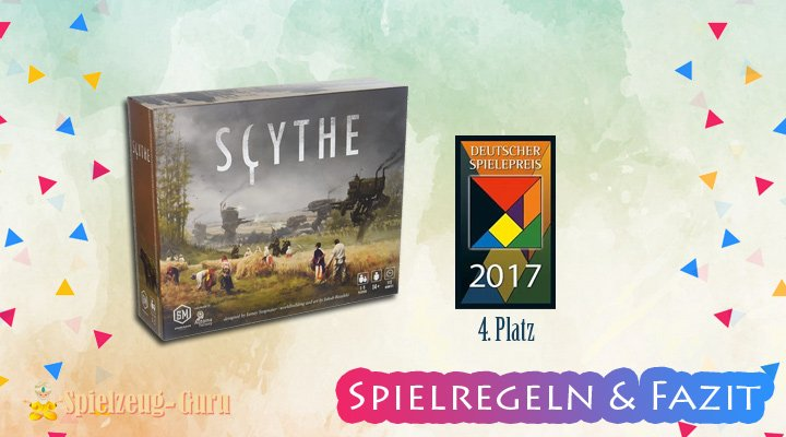 Scythe-Regeln-Fazit
