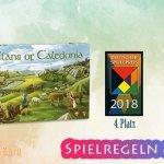 Clans of Caledonia 4. Platz Deutscher Spielepreis 2018 – Anleitung, Regeln & Review