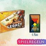 Pandemic Legacy Season 2 | 6. Platz Deutscher Spielepreis 2018 – Anleitung, Regeln & Review