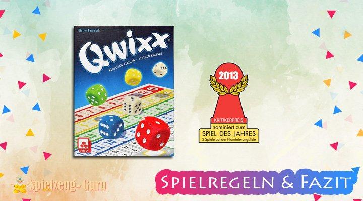 Qwixx-Regeln-Fazit