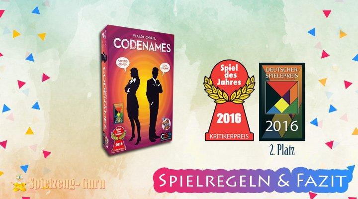 Codenames-Regeln-Fazit