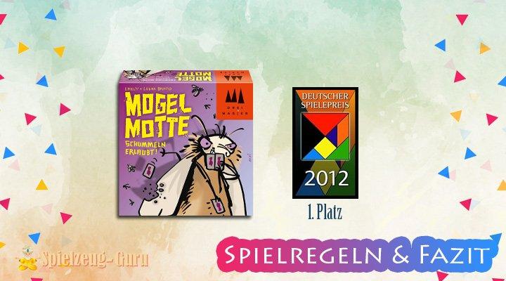 MOGEL-MOTTE- Kartenspiel Regeln-Fazit