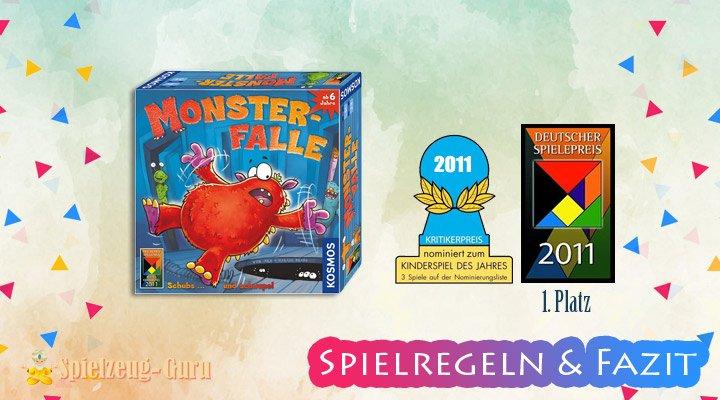 Monster-Falle-Regel-Fazit