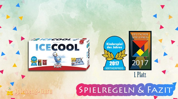 icecool-Regeln-Fazit