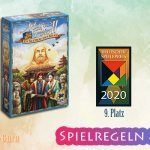Marco Polo II: Im Auftrag des Khan | 9. Platz Deutscher Spielpreis 2020  – Anleitung, Regeln & Review