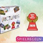 Pictures | Spiel des Jahres 2020 – Anleitung, Regeln & Review